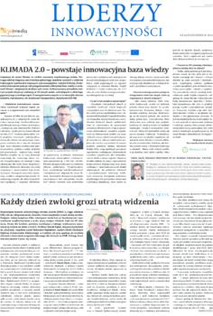 Liderzy Innowacyjności nr 62 (październik 2018)