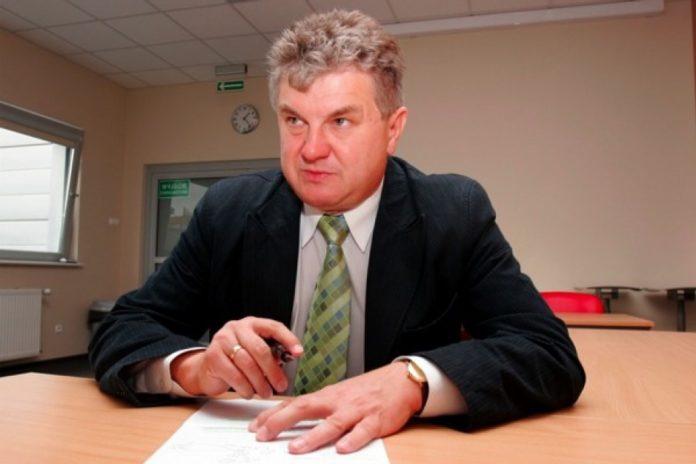 Prof. Andrzej Mackiewicz