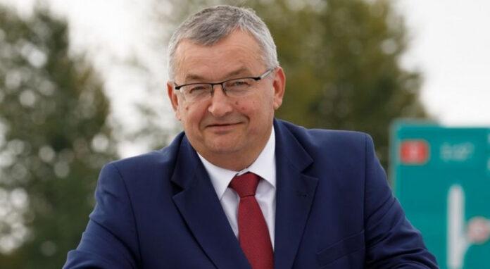 Andrzej Adamczyk, wiceminister infrastruktury