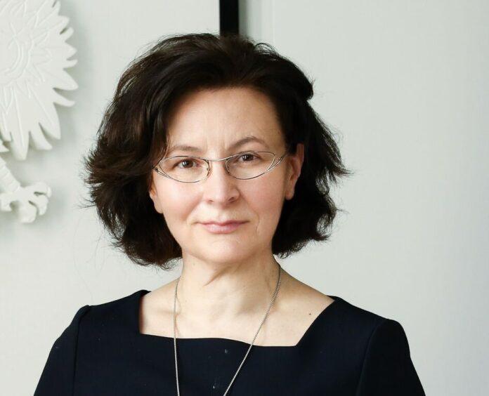dr Grażyna Żebrowska