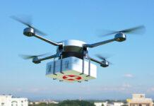 dron medyczny