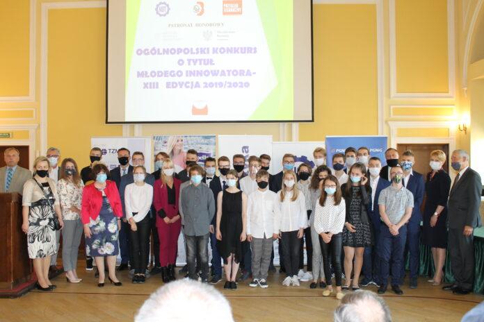 Laureaci Młodzi Innowatorzy
