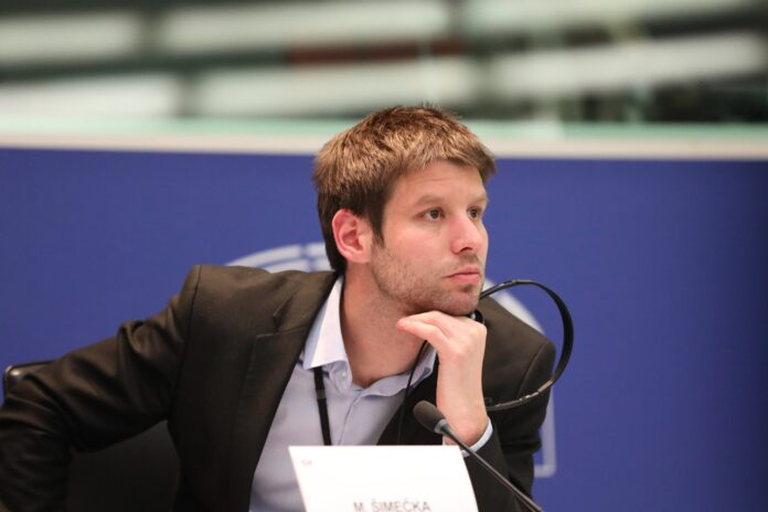 Michal Šimečka, europoseł