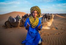 Berberowie w Maroku