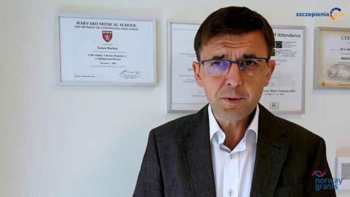 prof. Ernest Kuchar