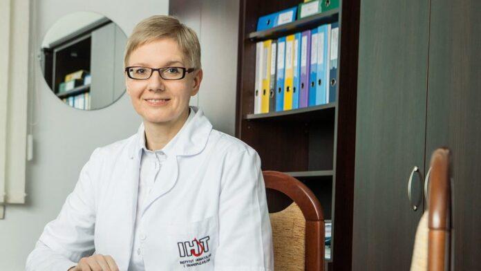 prof. Ewa Lech-Marańda