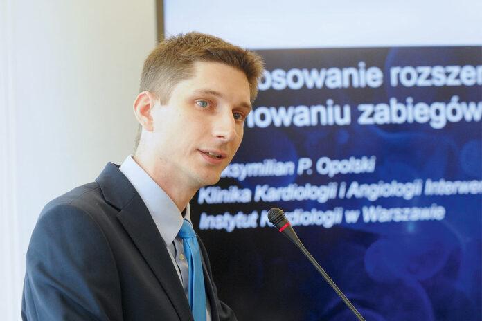 prof. Maksymilian Opolski