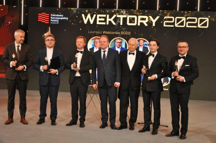 Laureaci Wektorów 2020