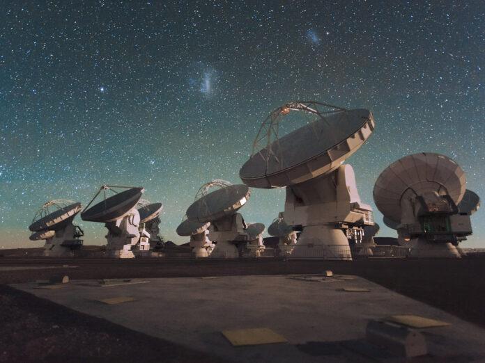 Teleskopy w Chile