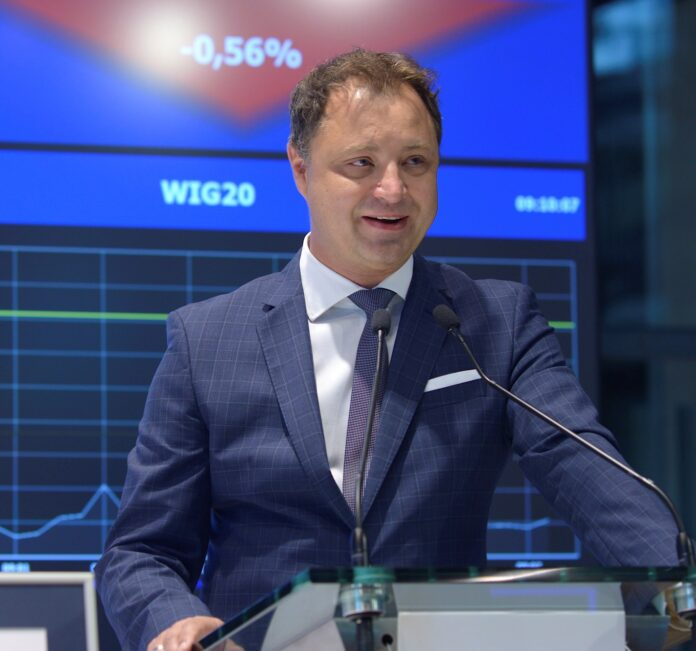 Dawid Cycoń, prezes ML System