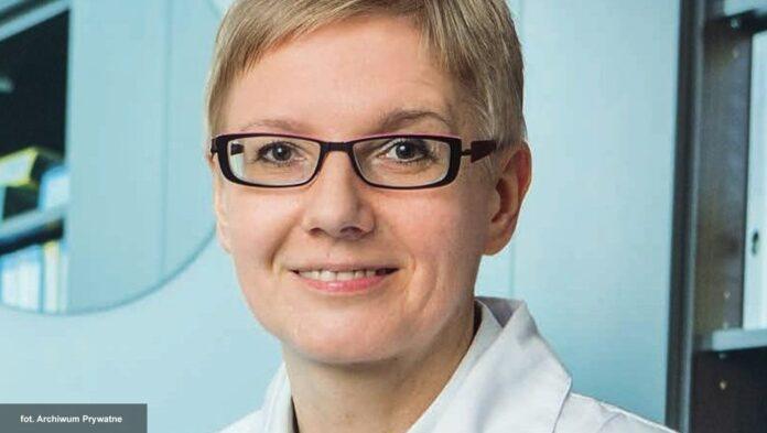 prof. dr hab. n. med. Ewa Lech-Marańda