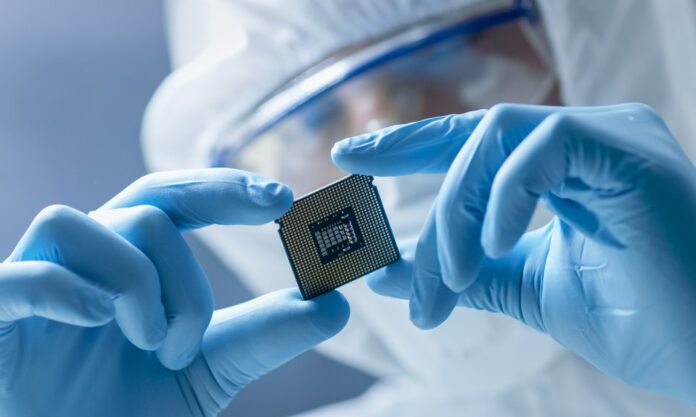 Podskórny chip