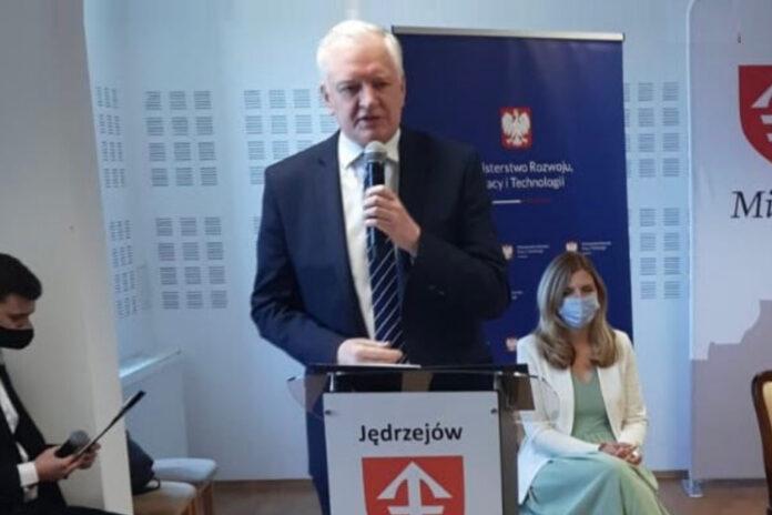 Jarslaw Gowin