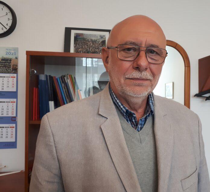 prof. Jan Szmidt