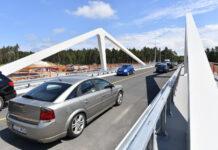 Most na Mierzei Wiślanej