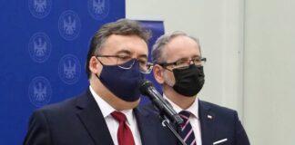 Robert Rejdak i Adam Niedzielski