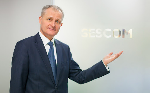 Sławomir Halbryt, prezes SESCOM