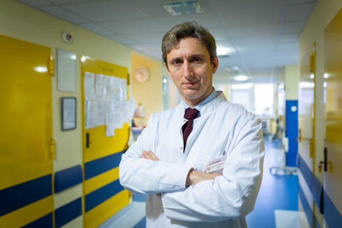 prof. Grzegorz Basak