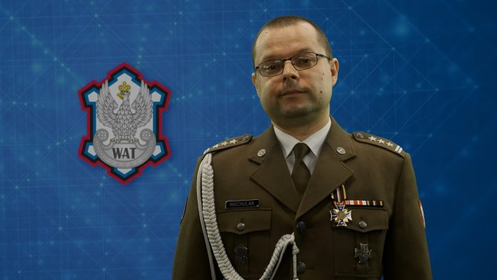 płk. prof. dr hab. inż. Przemysław Wachulak