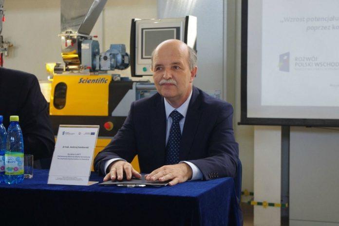 prof. Andrzej Samborski