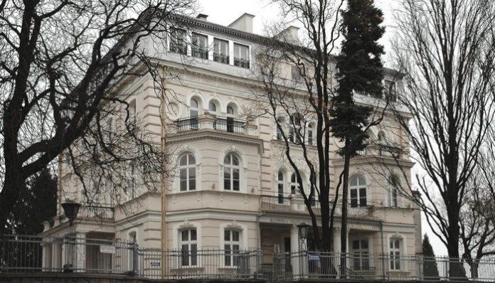 Pałacyk w Lublinie