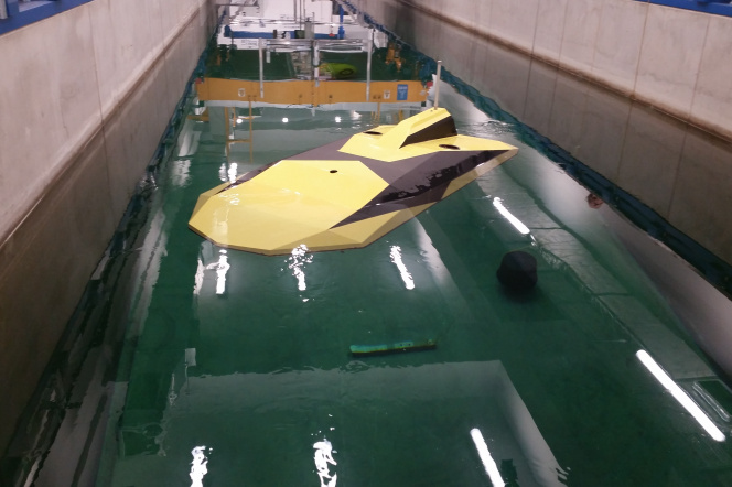 Podwodna platforma